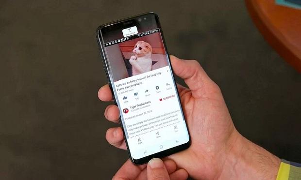 Screenshot pe Android