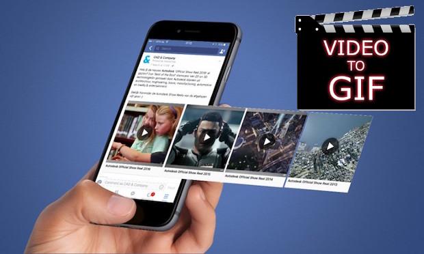 Conversie Video in GIF